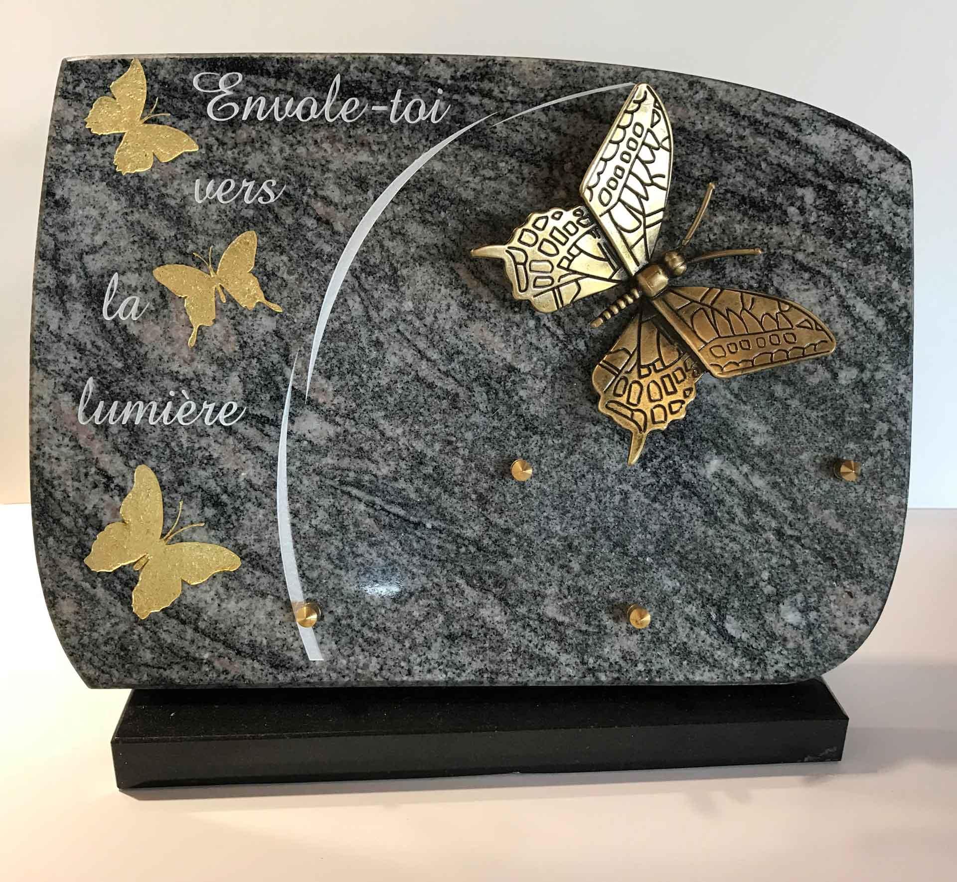 """Plaque """"Papillons"""""""