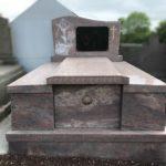 Monument granit - Marbrerie Borro